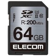 MF-FS064GU23R [SDXCカード 64GB UHS-II U3対応 200MB/s]