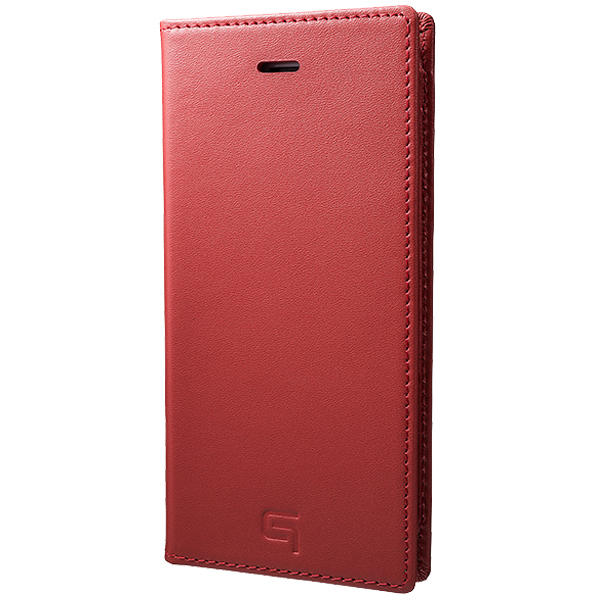 Full Leather Case for iPhone 7 Red [iPhone 7用 4.7インチ ケース]