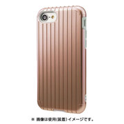 Rib Hybrid case for iPhone 8/7 Rose Gold [iPhone 8/7用 4.7インチ ケース]