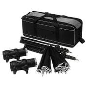 901055 D1 250/250 Air Studio Kit [モノライト・ストロボ 2灯セット アクセサリー付]