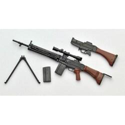26798 [リトルアーモリー LA024 64式狙撃銃タイプ 1/12スケール 未塗装プラモデルアクセサリー]