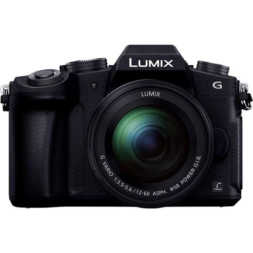DMC-G8M-K [LUMIX(ルミックス) デジタル一眼カメラ 標準ズームレンズキット ボディ ブラック+「12-60mm/F3.5-5.6」]