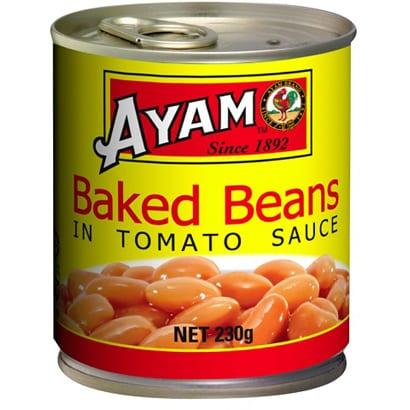 AYAM(アヤム) ベイクド・ビーンズ 230g