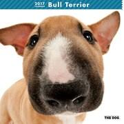 THE DOG カレンダー ブル テリア [2017年カレンダー]