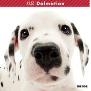 THE DOG カレンダー ダルメシアン [2017年カレンダー]