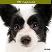 THE DOG カレンダー パピヨン [2017年カレンダー]