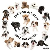 THE DOG オールスター カレンダー [2017年カレンダー]