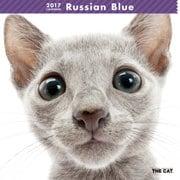 THE CAT カレンダー ロシアン・ブルー [2017年カレンダー]