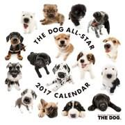 THE DOG ミニカレンダー オールスター [2017年カレンダー]