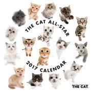 THE CAT ミニカレンダー オールスター [2017年カレンダー]