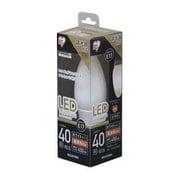 LDC4L-G-E17/D-FW [LED電球 E17口金 電球色 450lm(40W形相当) 調光器・密閉器具対応 ホワイト]