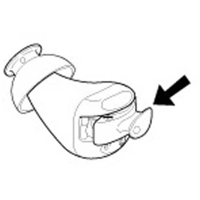 AK10BAHO [補聴器 電池ホルダー]