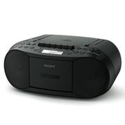 CFD-S70 B [CDラジオカセットレコーダー ブラック ワイドFM対応]