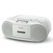 CFD-S70 W [CDラジオカセットレコーダー ホワイト ワイドFM対応]