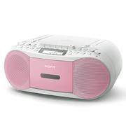 CFD-S70 P [CDラジオカセットレコーダー ピンク ワイドFM対応]