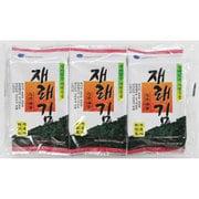 韓国味付のり 3袋 [海苔]