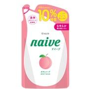 ナイーブ ボディソープ 詰替(桃の葉) 10%増量