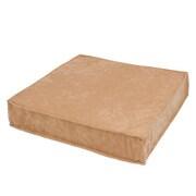 cushion-cyrus-pc300-be [低反発&チップウレタン積層クッション ベージュ]