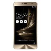 ZS550KL-SL64S4 [ZenFone 3 Deluxe Series Android 6.0.1 5.5インチ液晶 64GB LTE 指紋センサー SIMフリースマートフォン シルバー]