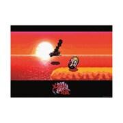 星のカービィ A3クリアポスター 3.メタナイトの逆襲