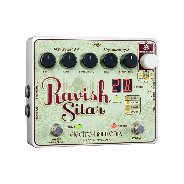 RAVISH SITAR [シタールシミュレーター]