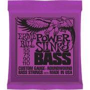 #2831 [ベース弦 Power Slinky .055-.110]