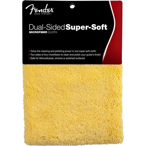 SUPER SOFT MICROFIBER CLOTH [ギタークロス]