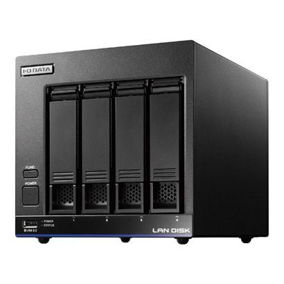 HDL4-X8 [高性能CPU&「WD Red」搭載 4ドライブ NAS 8TB]