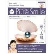 Pure Smile(ピュアスマイル) エッセンスマスク 化粧水タイプ 038 黒真珠 [1枚]