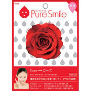 Pure Smile(ピュアスマイル) エッセンスマスク 乳液タイプ N001 ローズ [1枚]