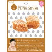 Pure Smile(ピュアスマイル) エッセンスマスク 乳液タイプ N005 ローヤルゼリー [1枚]