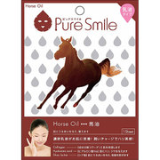 Pure Smile(ピュアスマイル) エッセンスマスク 乳液タイプ N008 馬油 [1枚]