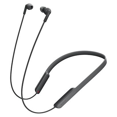 MDR-XB70BT B [ワイヤレスステレオヘッドセット Bluetooth/NFC対応 ブラック]