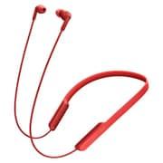 MDR-XB70BT R [ワイヤレスステレオヘッドセット Bluetooth/NFC対応 レッド]