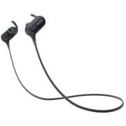 MDR-XB50BS B [ワイヤレスステレオヘッドセット Bluetooth/NFC対応 ブラック]