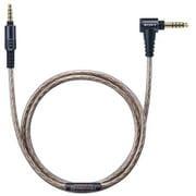 MUC-S12SB1 [MDR-1A/100A用 Φ4.4mmシングルバランスケーブル 5極バランス標準プラグ 1.2m]