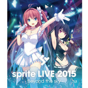 sprite LIVE 2015 -Beyond the sky [Blu-ray]