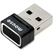 FP01 [Windows Hello対応 USB指紋認証リーダー]