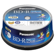 LM-BRS25MD25 [Blu-rayディスク 相変化追記型 パソコンデータ用 25GB 25枚]