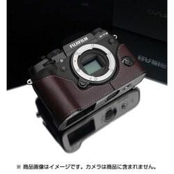 XS-CHXT2BR [富士フイルム X-T2用 本革カメラハーフケース ブラウン]