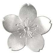 501382 [錫 フラワートレー 桜]