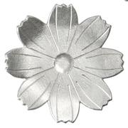 501384 [錫 フラワートレー コスモス]