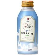 TEA-TRiP TEA LATTE 375gリキャップ缶×24本 [コーヒー飲料]