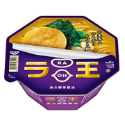 日清ラ王 魚介豚骨醤油 120g [カップラーメン]