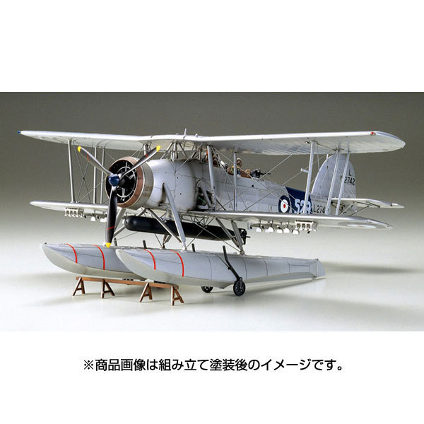 61071 [1/48 傑作機シリーズ フェアリー・ソードフィッシュ Mk.I 水上機型]