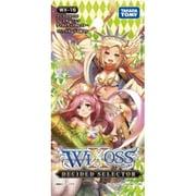 ウィクロスTCG ブースターパック WX‐16 ディサイデッドセレクター [7枚+アナザーカード1枚入]