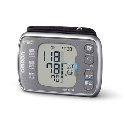 HEM-6323T [手首式血圧計 Bluetooth通信機能搭載]