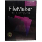 FileMaker Pro 15 Advanced Single User License Upgrade HJVF2J/A [Windows&Mac]