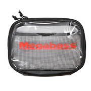 MEGABASS CLEAR POUCH (M) [タックルバッグ]