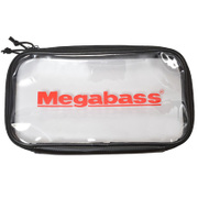 MEGABASS CLEAR POUCH (L) [タックルバッグ]